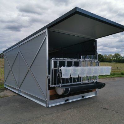 Topcalf Mobile Kälberstall