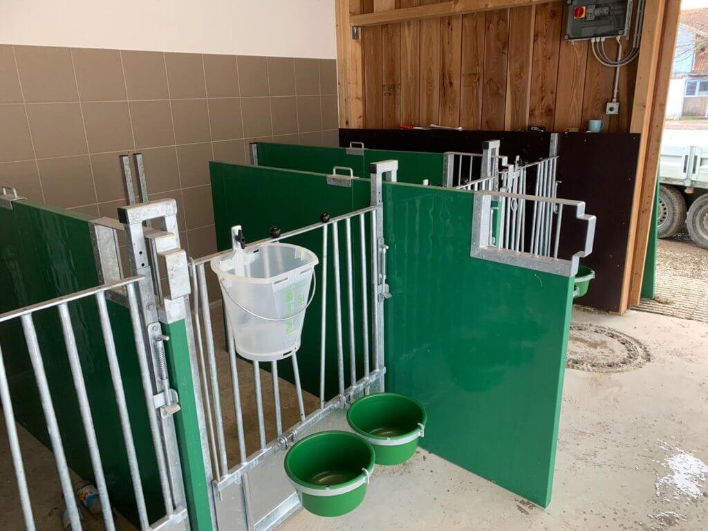 Projekt - Topcalf Grundboxen 2.0 in Bayern